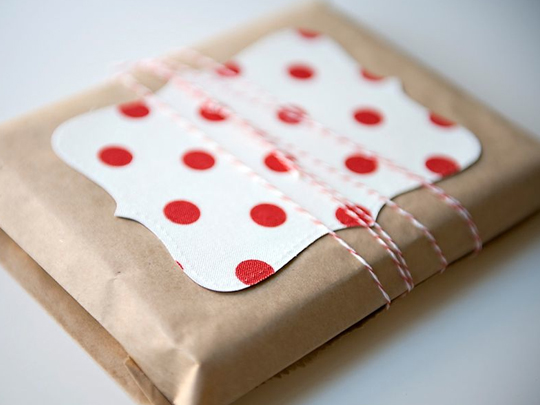 Handmade Fabric Cards by Lockette on Etsy